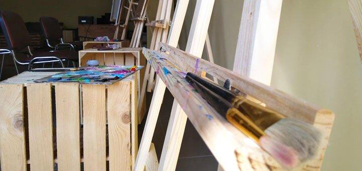 Мастер-класс «Поп-арт портрет» в арт-центре «Я 2.0»