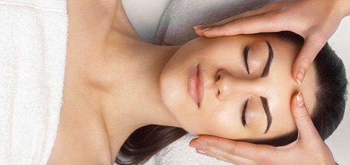 До 7 сеансов массажа лица в косметологическом кабинете Себовой Анны