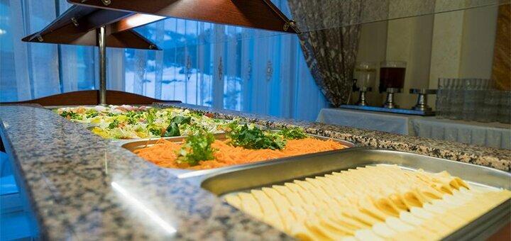 От 3 дней отдыха с питанием и SPA в отеле «Kasimir Resort Hotel» в Буковеле