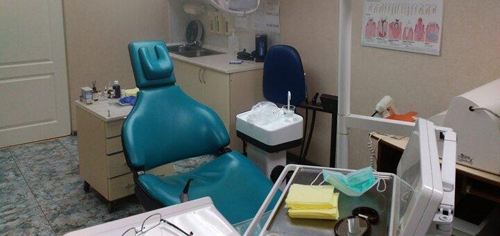 Лечение кариеса с установкой фотополимерных пломб в стоматологии «Vitalis» на Парусе