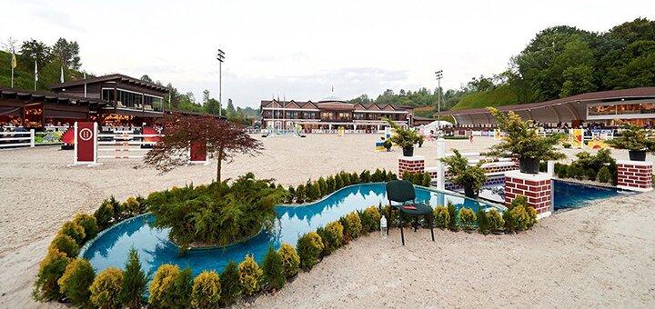 7 дней отдыха в детском бизнес лагере в конно-спортивном комплексе «Equides Club» от «Kidbi»