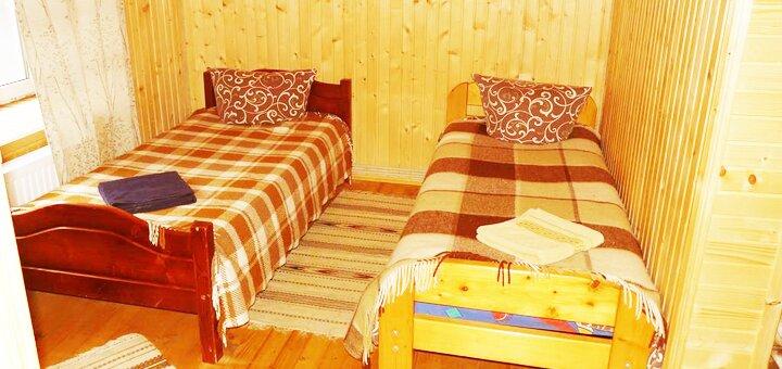 От 3 дней отдыха в гостинично-ресторанном комплексе «Беркут. Перевал» в Яблунице