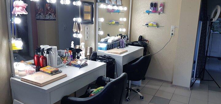 Полировка волос, термокератин от парикмахера-колориста Пугачевой Анны