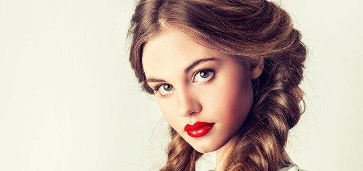 Скидка 5% на индивидуальное обучение созданию причёсок в салоне красоты «Style for you»