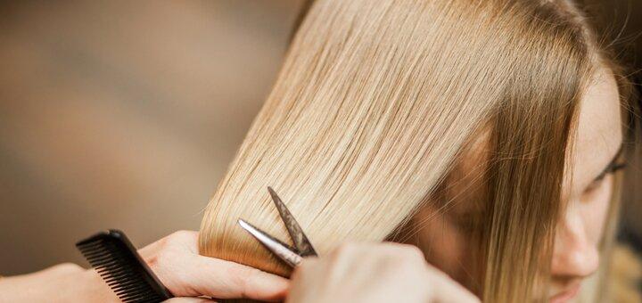 Скидка 5% на индивидуальный курс повышения квалификации парикмахеров по стрижкам от Ксендзовой