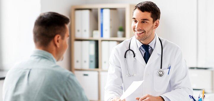 Комплексное обследование у проктолога в медицинском центре «Alpha medical» в Броварах