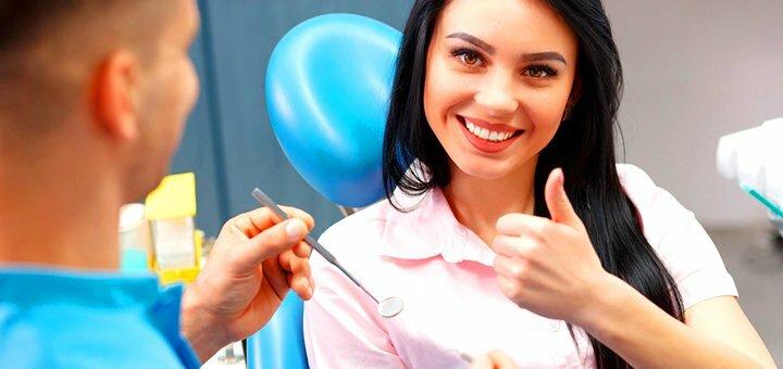 Профессиональная ультразвуковая и Air-Flow чистка зубов в стоматологии «Liberty Dent»