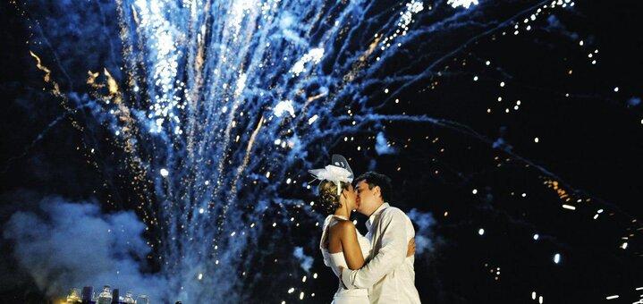 Ну какая свадьба без салютов? Скидка до 50%!