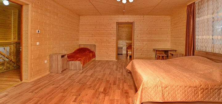 От 3 дней отдыха в апарт-отеле «Орлан» в Микуличине рядом с Буковелем