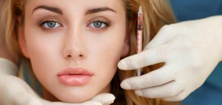 Скидка 52% на увеличение губ в косметологическом кабинете Лилии Миханчук