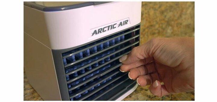 Скидка -50% на 2-й охладитель воздуха Arctic Ultra Rovus