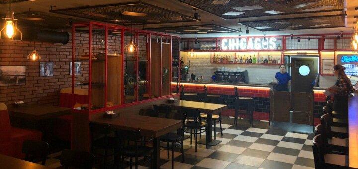 Фирменный кальян «Classic», «Premium» или Hard «Dark Side» в кафе-баре «Chicagos»