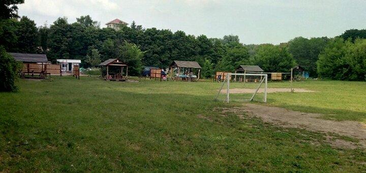 Аренда альтанок для компании от BBQ Sport Family Park «Pollyanna» на ВДНГ