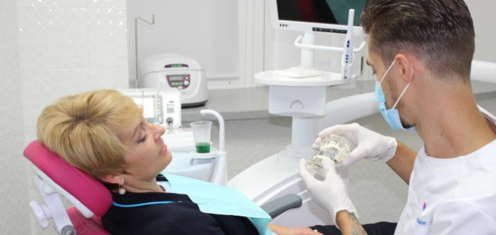 Консультация ортодонта по установке брекетов и томография  в «Giorno Dentale»