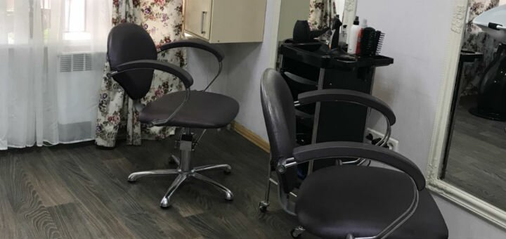 Реконструкция волос «INOAR BotoHair» со стрижкой кончиков и укладкой в салоне красоты «Ваниль»