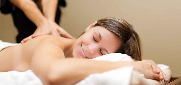 3 или 5 сеансов массажа спины, шейно-воротниковой зоны или общего и др. массажей на выбор в фито-студии «Орхидея»!