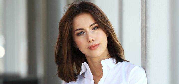 До 7 сеансов пластического массажа лица, шеи и зоны декольте от мастера Катерины Гордийчук