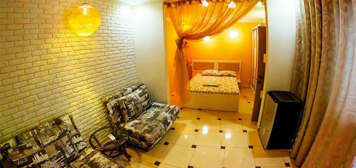 От 3 дней отдыха для семьи в отеле «Семейный отдых» в Затоке на Черном море