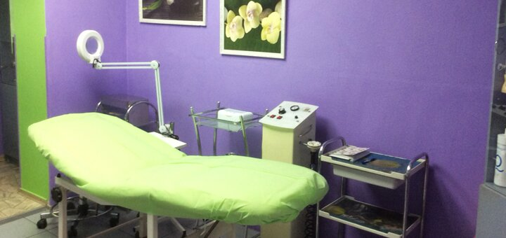 Скидка 22% на 3 сеанса мезотерапии лица «DMAE» в салоне красоты «Акв@риум»