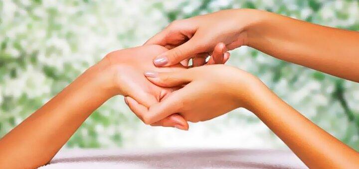 До 7 сеансов массажа рук и стоп в салоне красоты «Акв@риум»