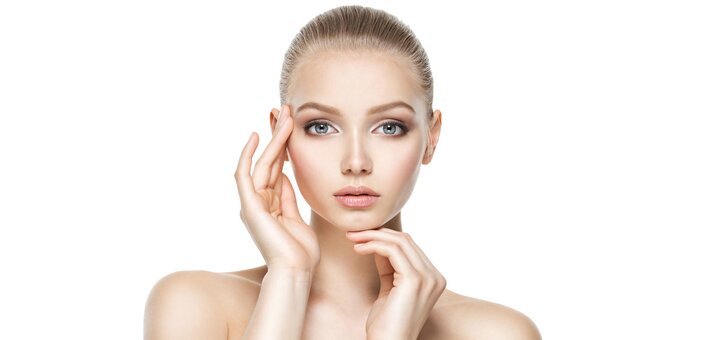 Уход для лица «Beauty mix» с кислородной мезотерапией и электропорацией от «Santa Monica»