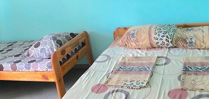 От 4 дней отдыха в июле и августе в пансионате «Экватор» в Железном Порту недалеко от моря