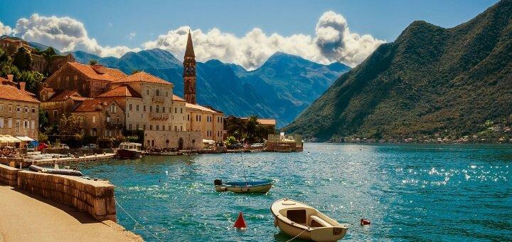 Раннее бронирование туров в Турцию и Черногорию от 6500 грн