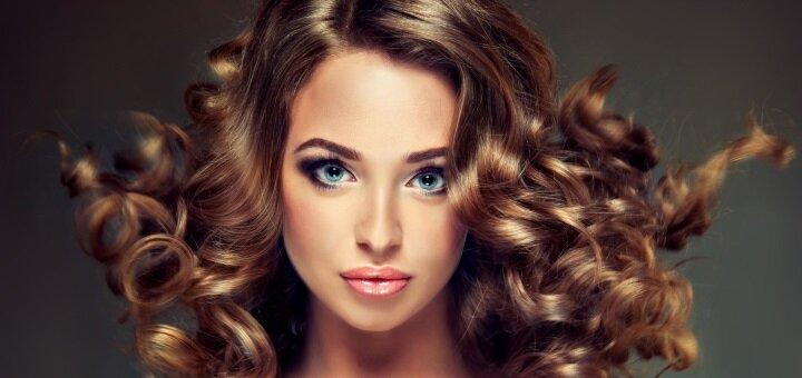 Стрижка, укладка и кератиновое лечение и восстановление волос в салоне красоты «Акв@риум»