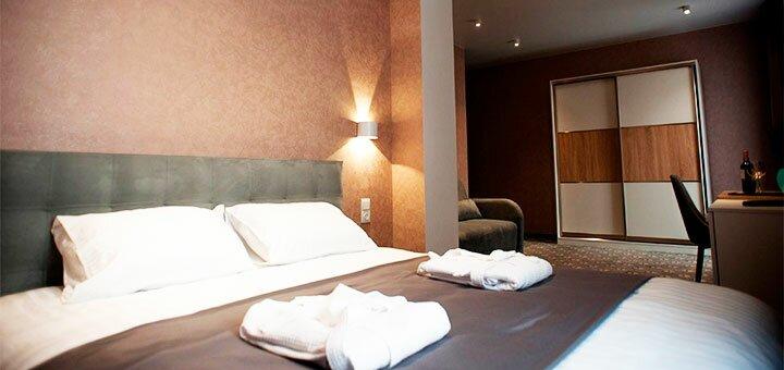 От 2 дней отдыха в SPA-отеле «Biruza Club» под Киевом