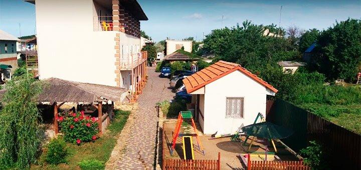 От 3 дней отдыха в июле и августе в пансионате «Гавана» в Железном Порту