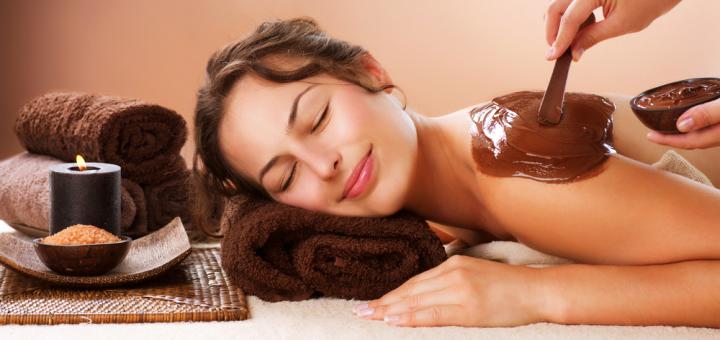 SPA-программа «Шоколадное удовольствие» и массаж лица в центре красоты «Beauty Film Studio»