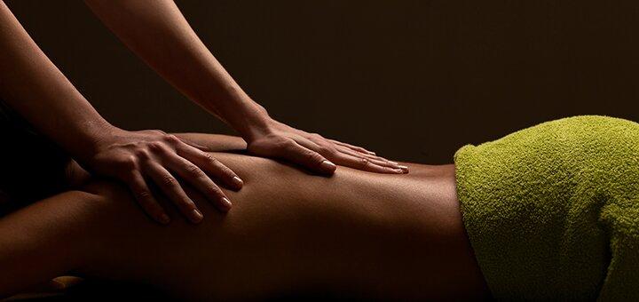 До 7 сеансов классического массажа спины, швз и ягодиц в массажном кабинете «Гармония-бьюти»