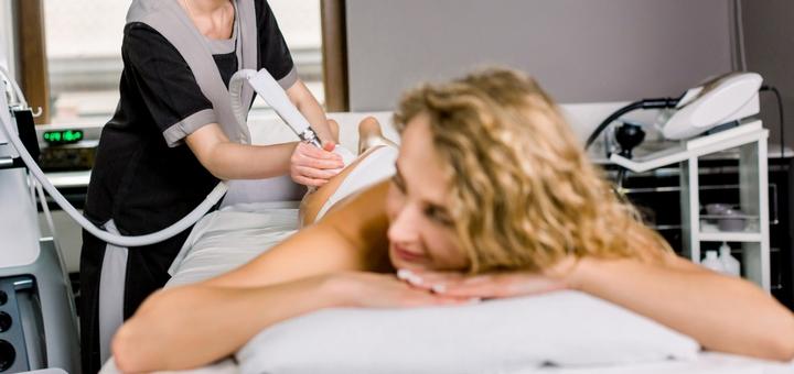 До 10 сеансов LPG-массажа с обертыванием всего тела в студии красоты «Casting City»