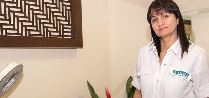 Скидка 35% на процедуру экспресс-увлажнения лица от косметолога Вильковской Елены