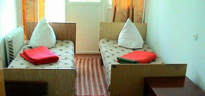 От 3 дней отдыха летом в пансионате «Юбилейный-1» в Железном Порту на первой линии от моря
