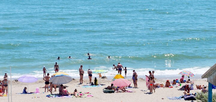 От 2 дней отдыха в бархатный сезон в комфортабельном отеле «Мрія» в Затоке на Черном море