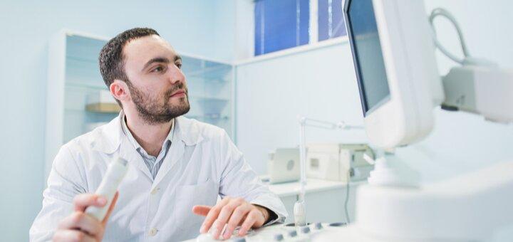 Обследование у уролога с УЗИ в медицинском центре «Велес»