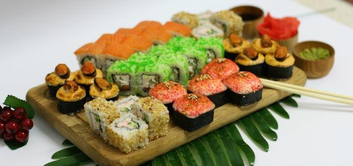 Сеть магазинов Суши сет / Скидка 60% на суши-сет «Хокудай» в «Суши Сет»