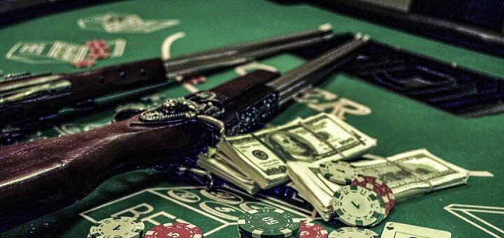Посещение квест-комнаты «Карты, деньги, два ствола» в любой день недели от «Z i G R A Y M O»