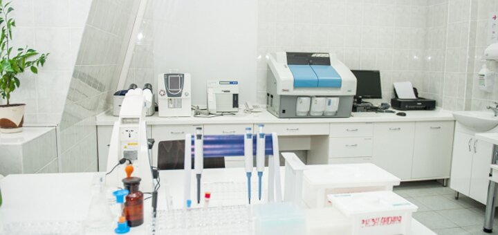 Комплексные анализы в медицинском центре «Modern Diabetes Center»
