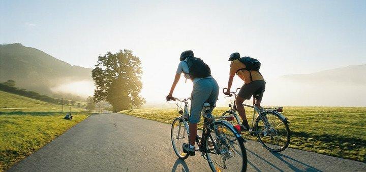 Скидка до 55% на 2 часа проката горных велосипедов от компании «Veliki.ua» в любой день