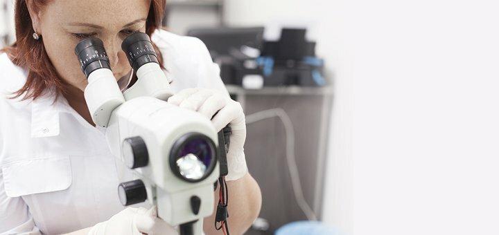 Обследование у гинеколога в сети медицинских центров «Гармония Здоровья»