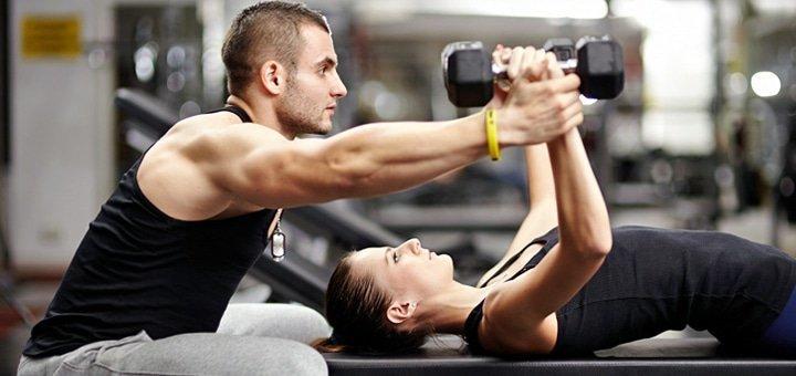 Безлимитный абонемент для занятий в тренажерном зале «Gym-Planet» на 1, 3 или 6 месяцев!