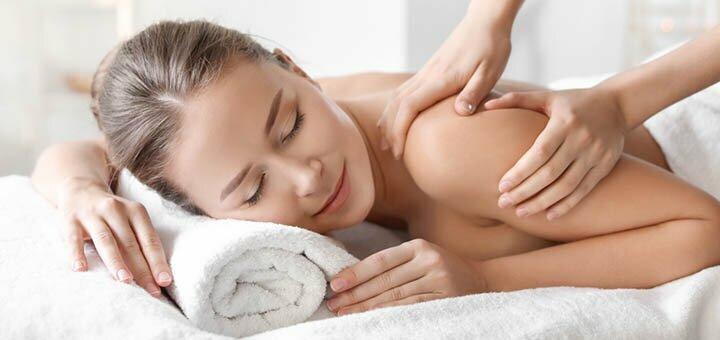 До 5 сеансов лечебного массажа спины или шейно-воротниковой зоны в студии «от А до Я»
