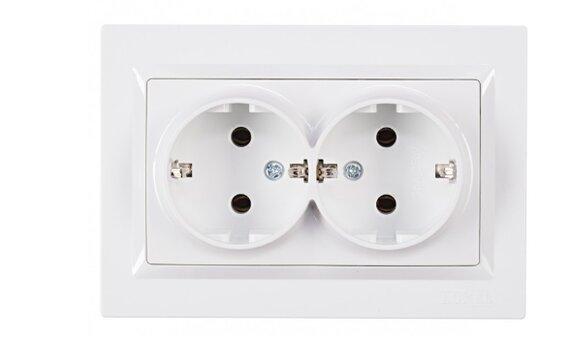Скидка 4 грн на каждом изделии розеток/выключателях серии JAZZ