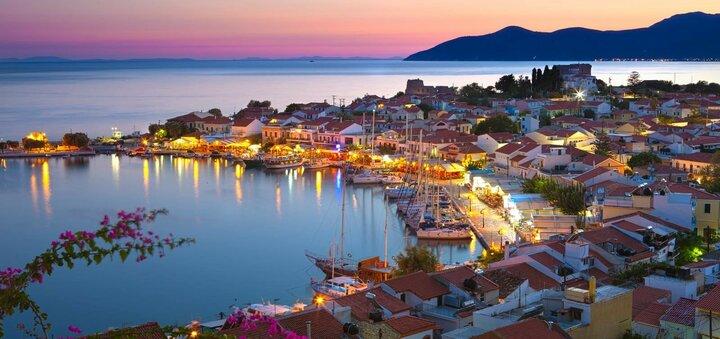 Знижки до 2% на гарячі тури в Грецію