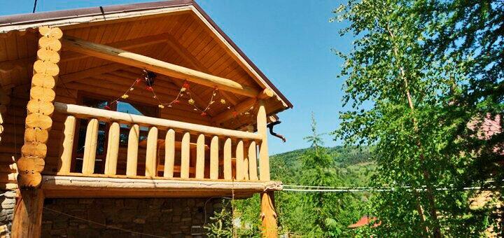 От 3 дней отдыха в уютном отеле «Краєвид» в Яремче