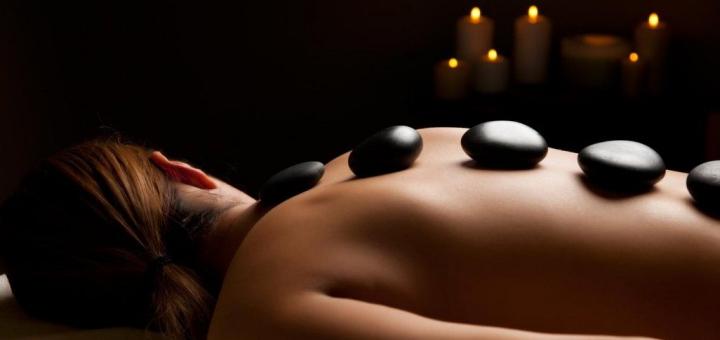 SPA-програма «Stone-терапія» в масажному кабінеті «Artmassage»