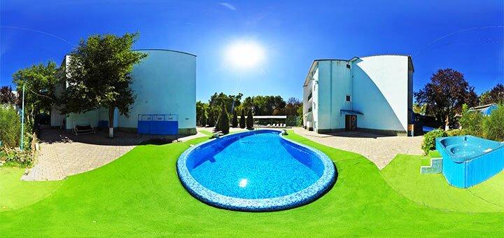 От 3 дней отдыха в сентябре с посещением бассейна в кемпинге «Южный» в Сергеевке