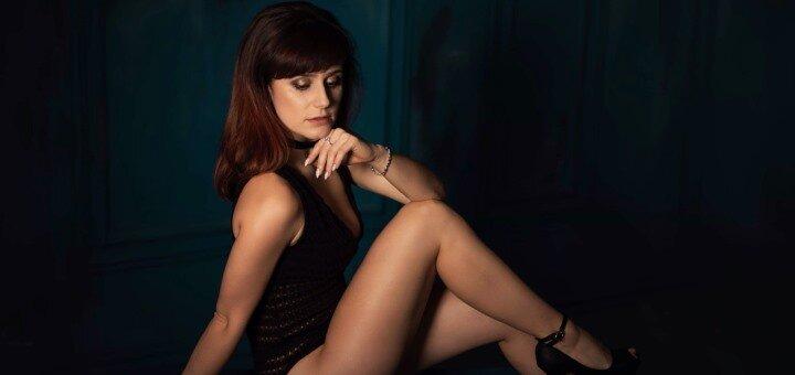 Профессиональная съемка модельного портфолио с макияжем от команды «Good Photo»